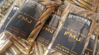 NEW - 223 Rem - 55gr FMJ + FREE SHIPPING!