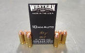 10mm AUTO - New Brass - 180gr RSFP - 1,000 rds